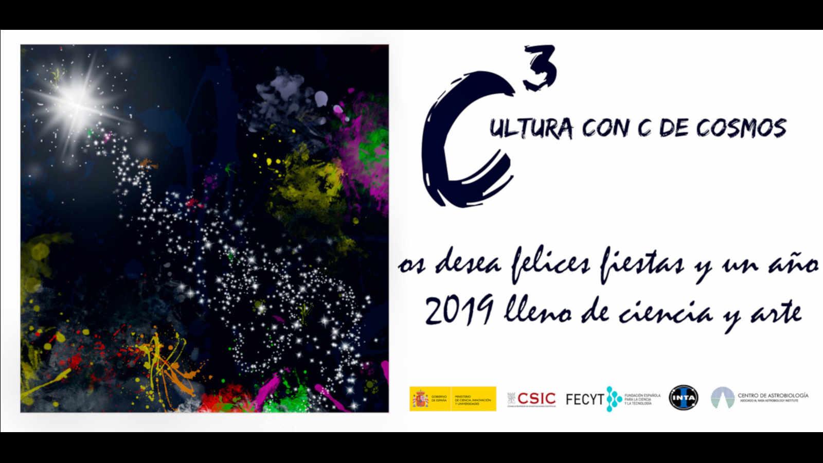 C3 Felicitación Navideña 2018