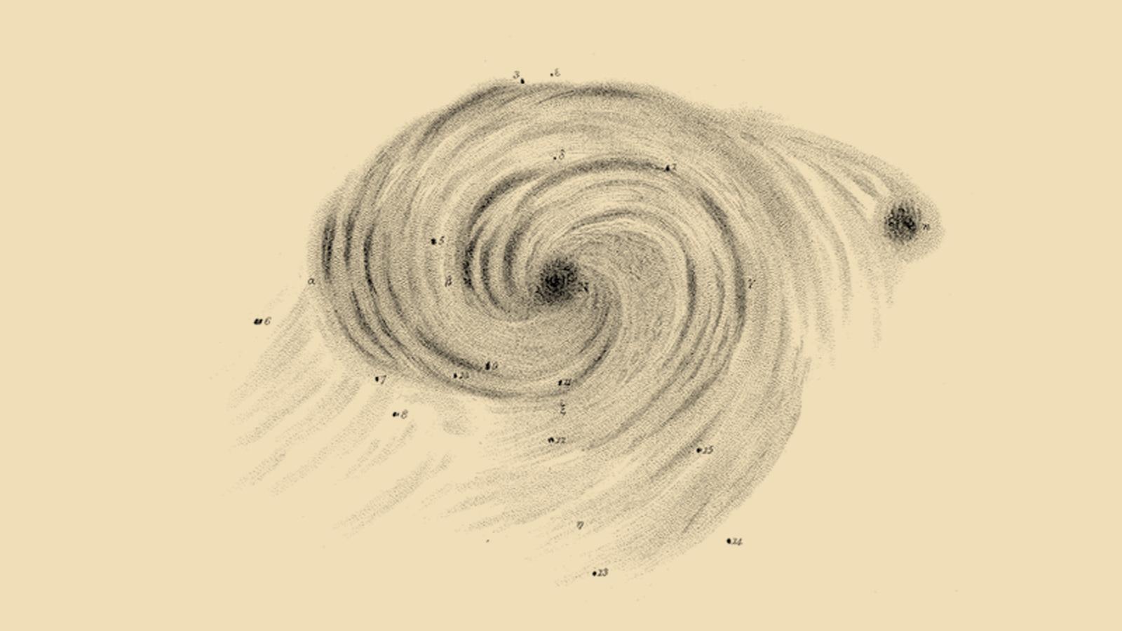 C3 -Descubriendo el Universo en el siglo XIX con dibujos astronómicos