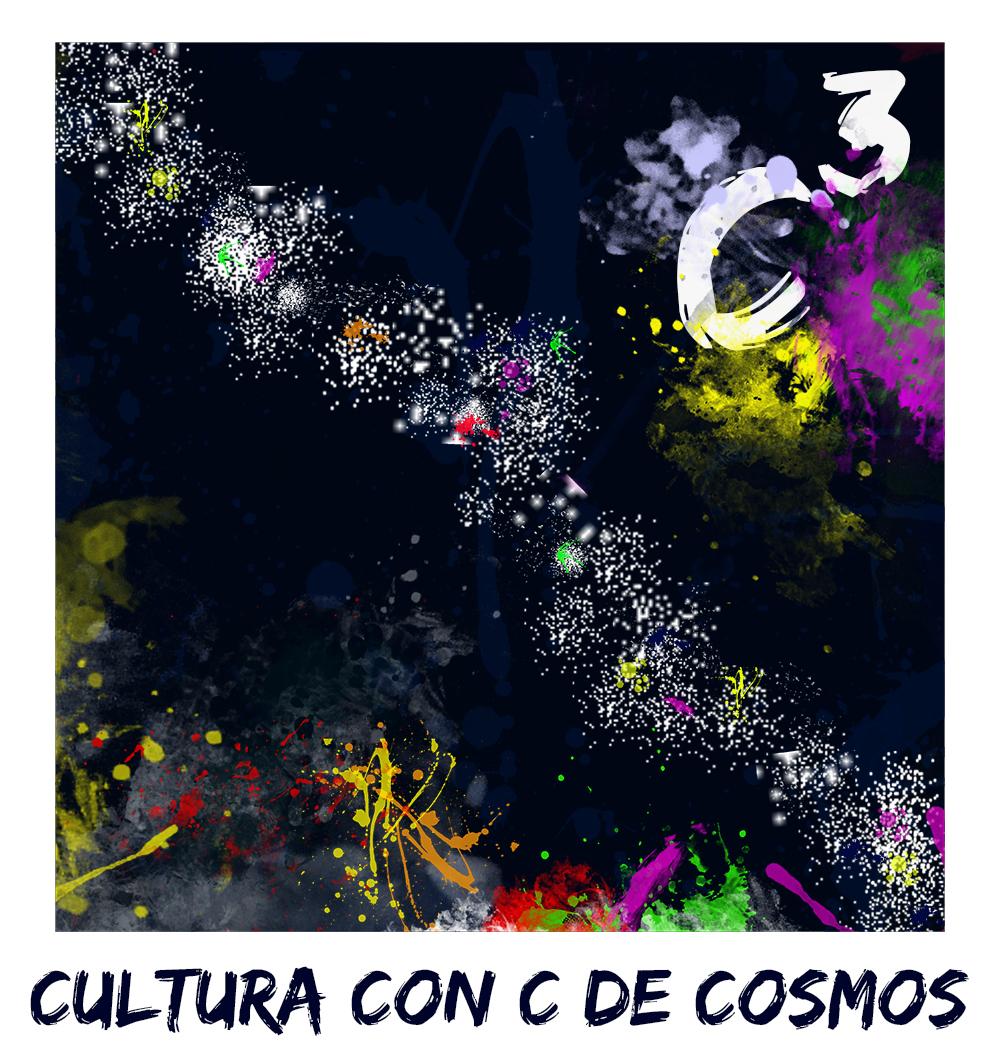 Cultura con C de Cosmos - C3 - logo color