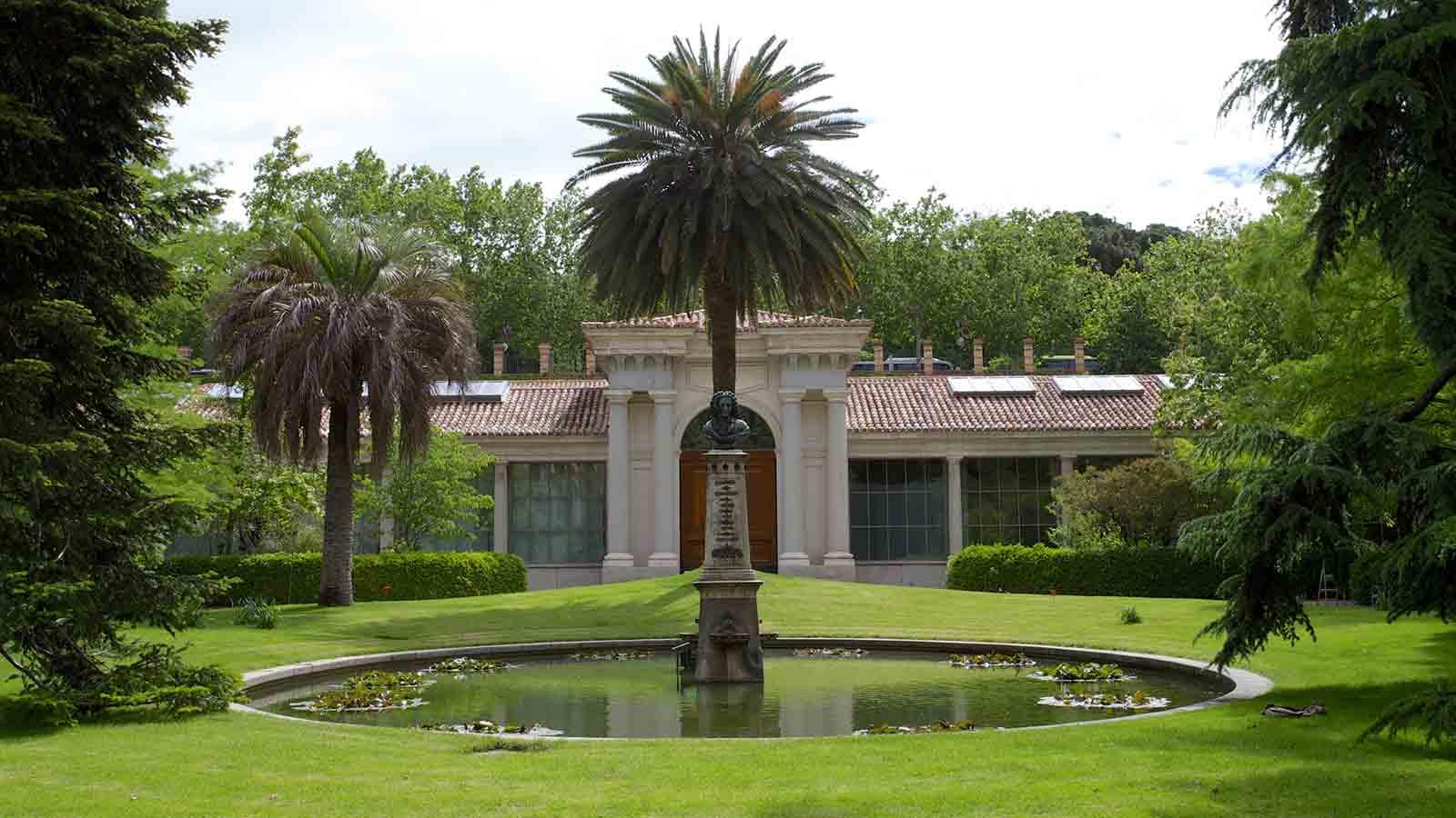 C3 en el Real Jardín Botánico