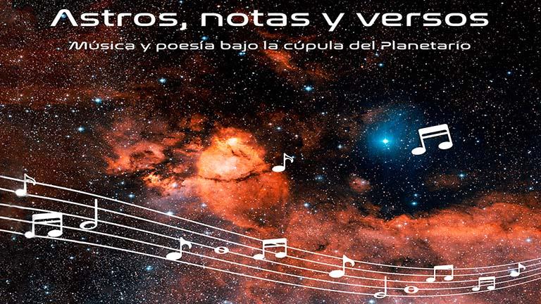 C3 Astros Notas Versos