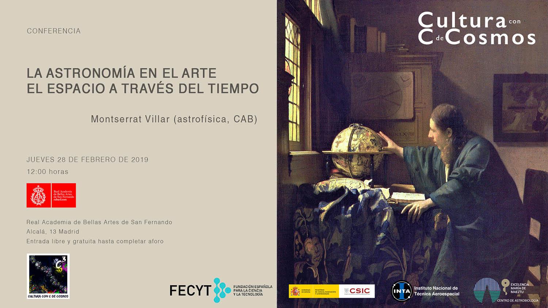 Invitación conferencia Montserrat Villar C3