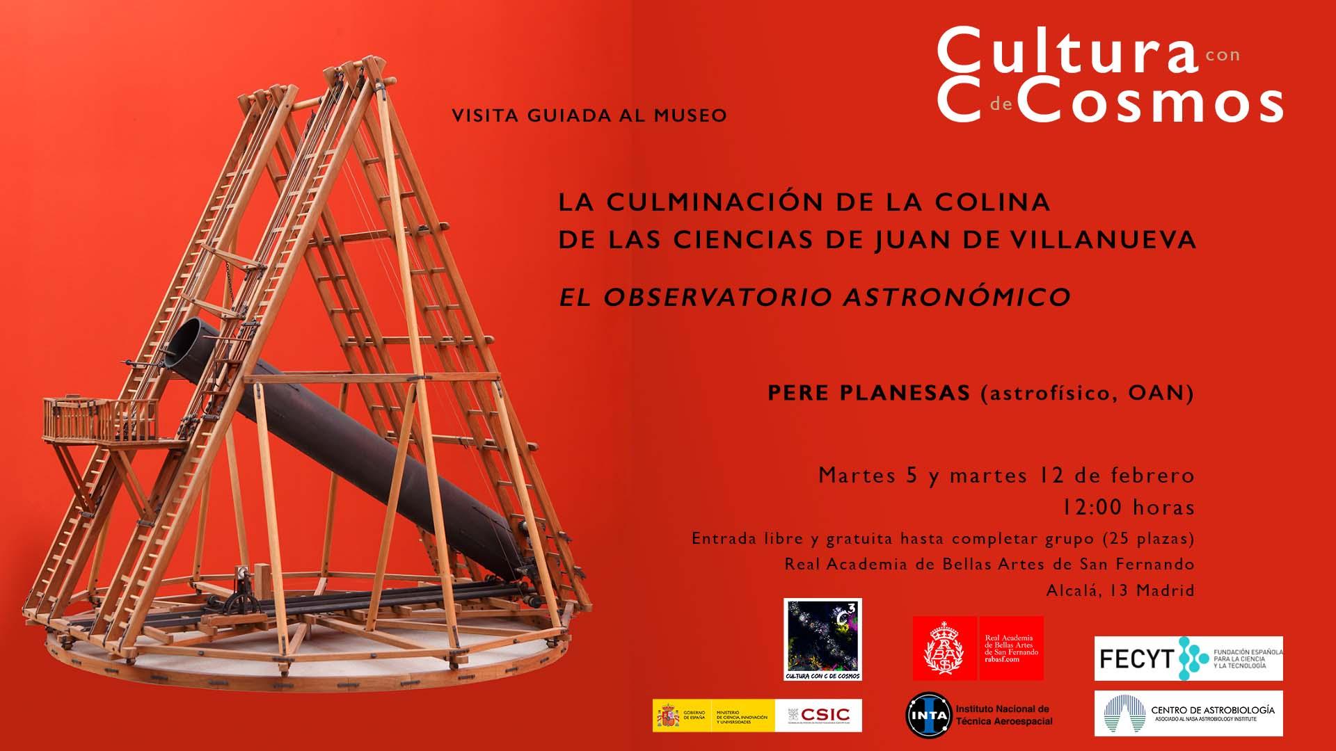C3 Invitación visita guiada Pere Planesas RABASF