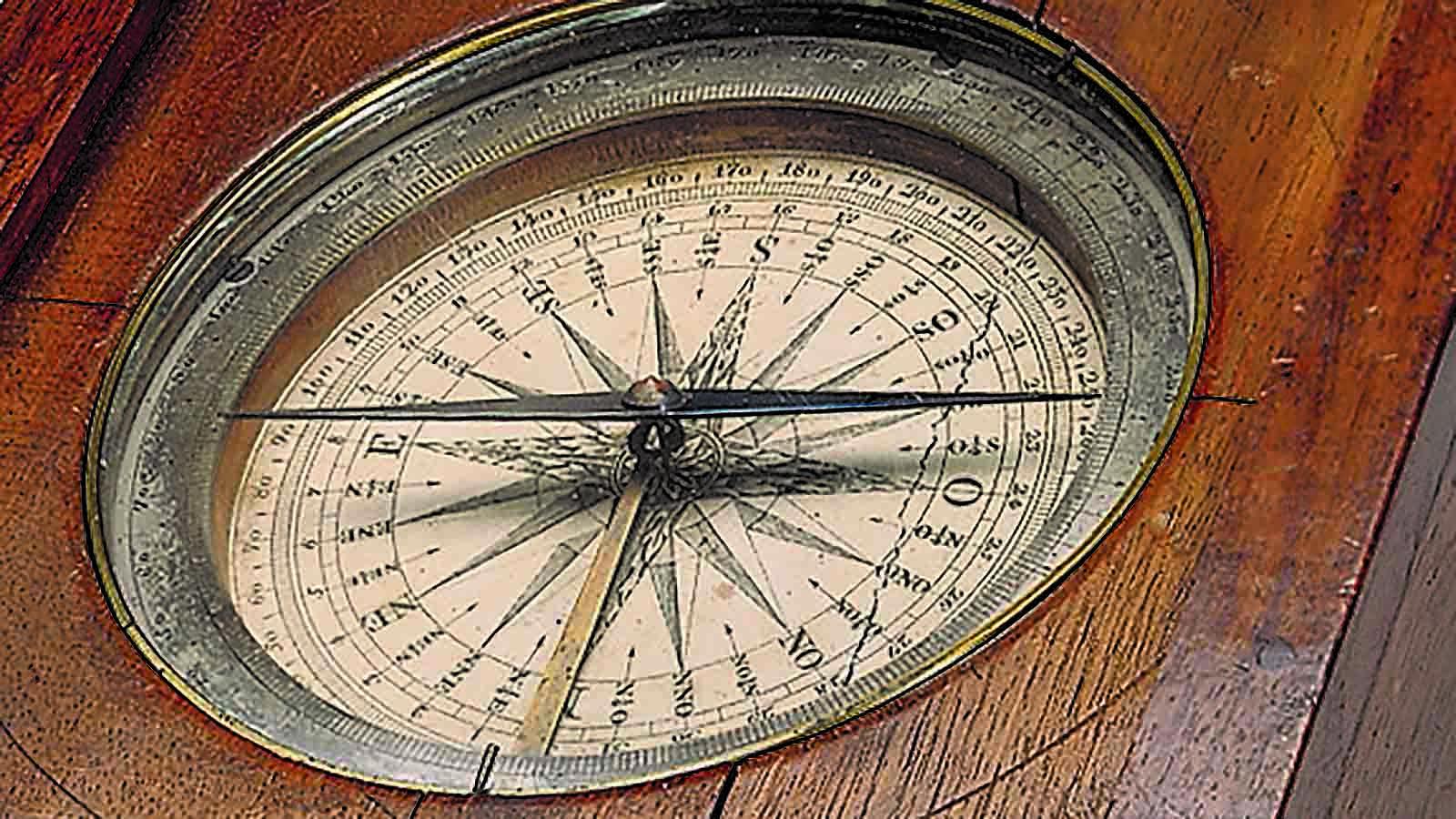C3 - De la estrella Polar al GPS: una historia de la Navegación