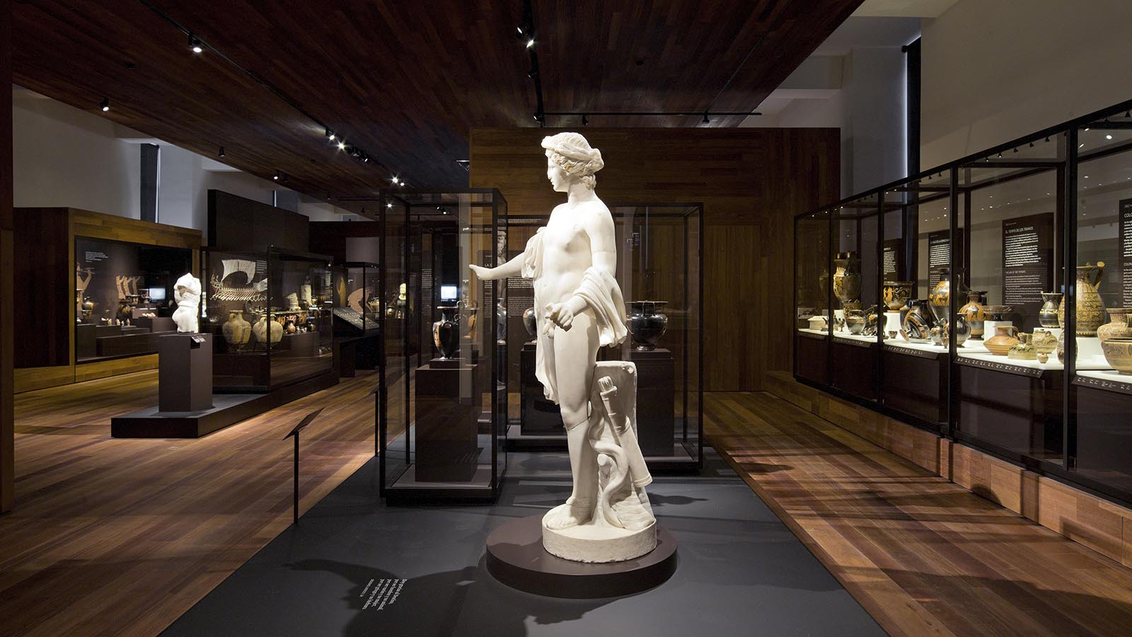 MAN Museo Arqueológico Nacional Sala de Grecia