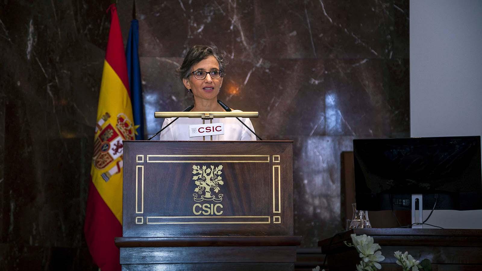 C3 - Inauguración sede del CSIC Foto: Susana Cabañero