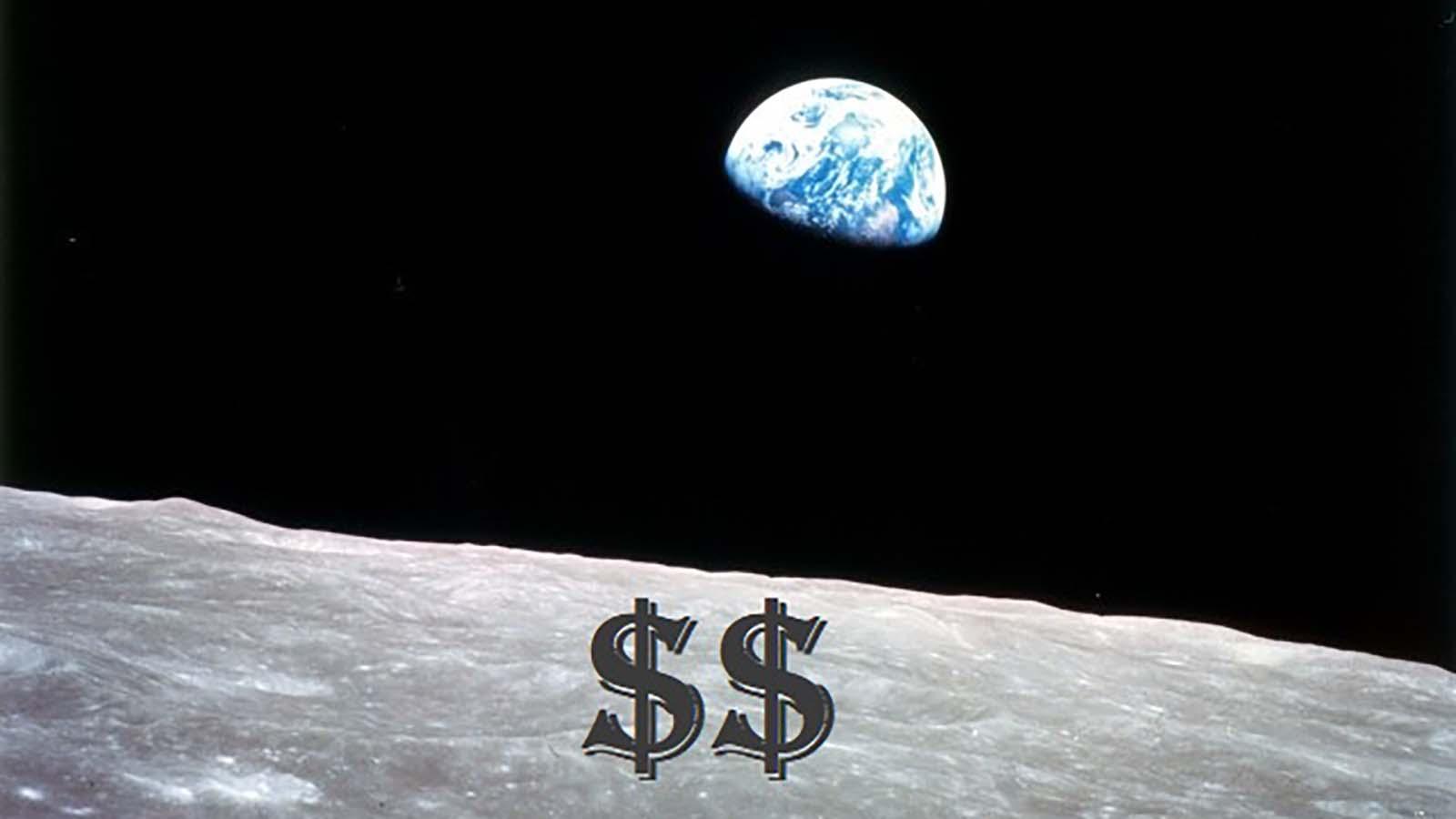 Minería lunar: ¿por beneficio económico o por necesidad humana?