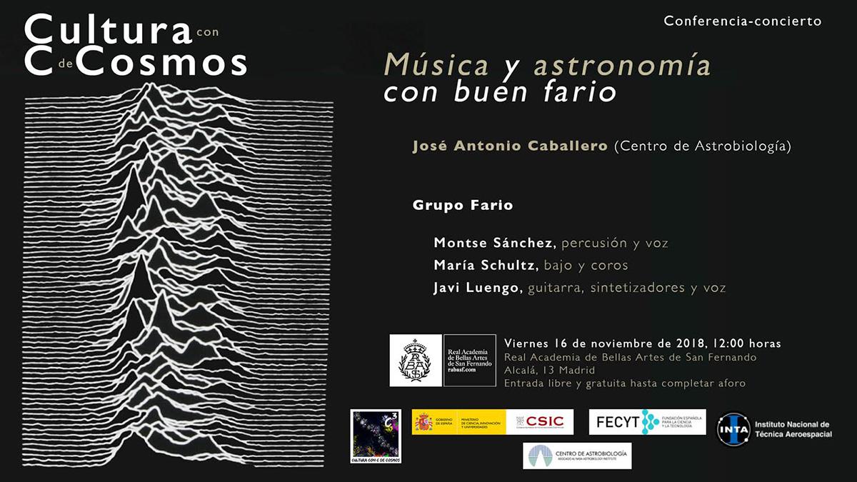C3 Música y Astronomía