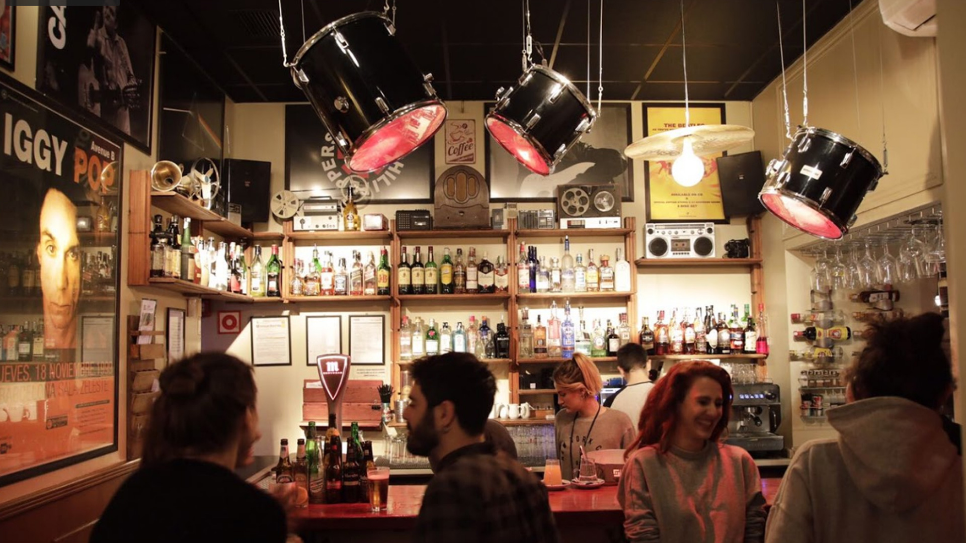 C3 en Café La Palma