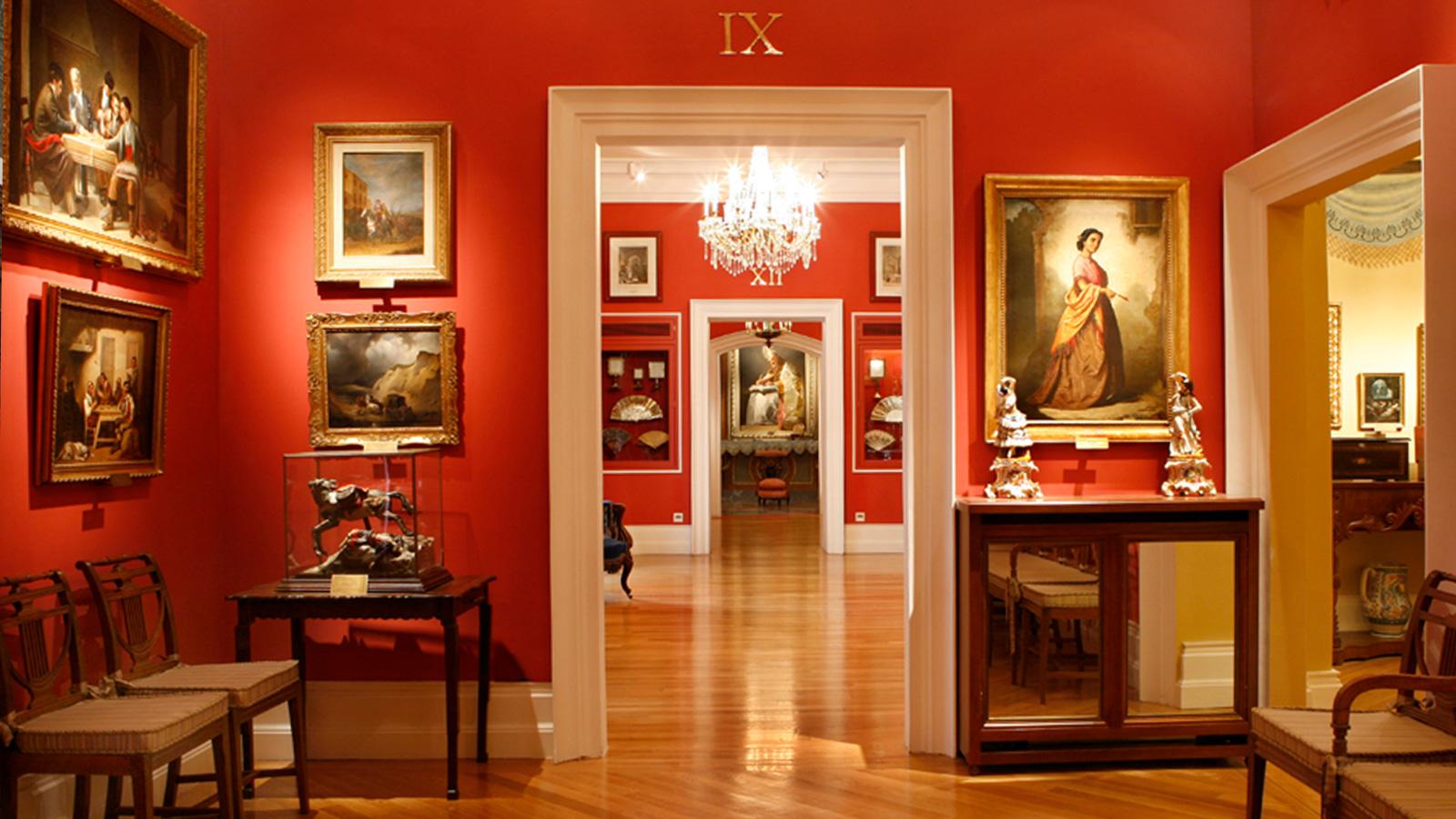 C3 en Museo del Romanticismo