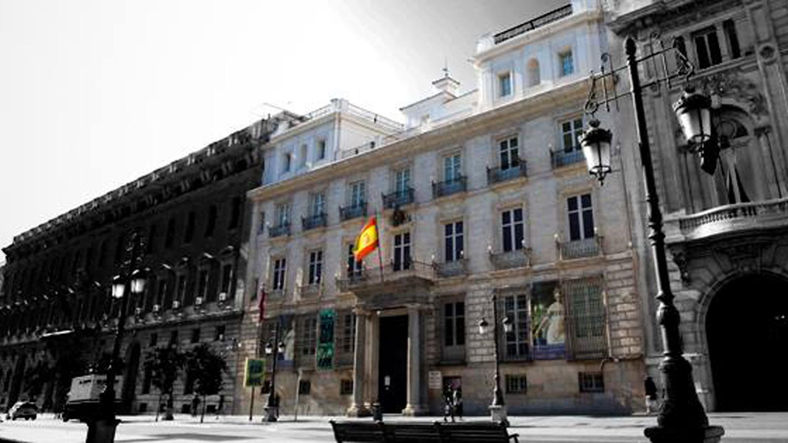C3 en Real Academia de Bellas Artes de San Fernando (RABASF)