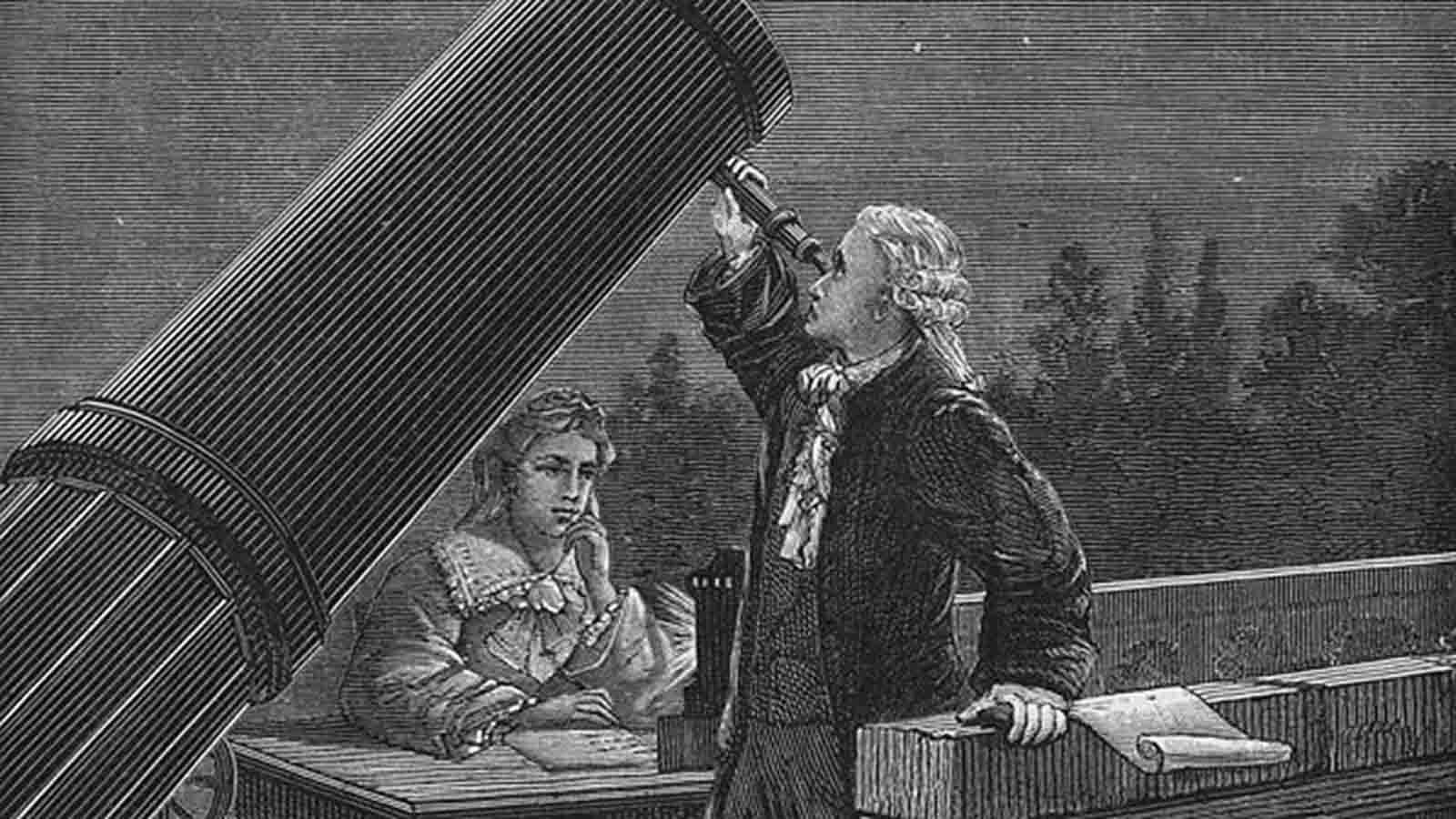 C3 - La astronomía en la época romántica