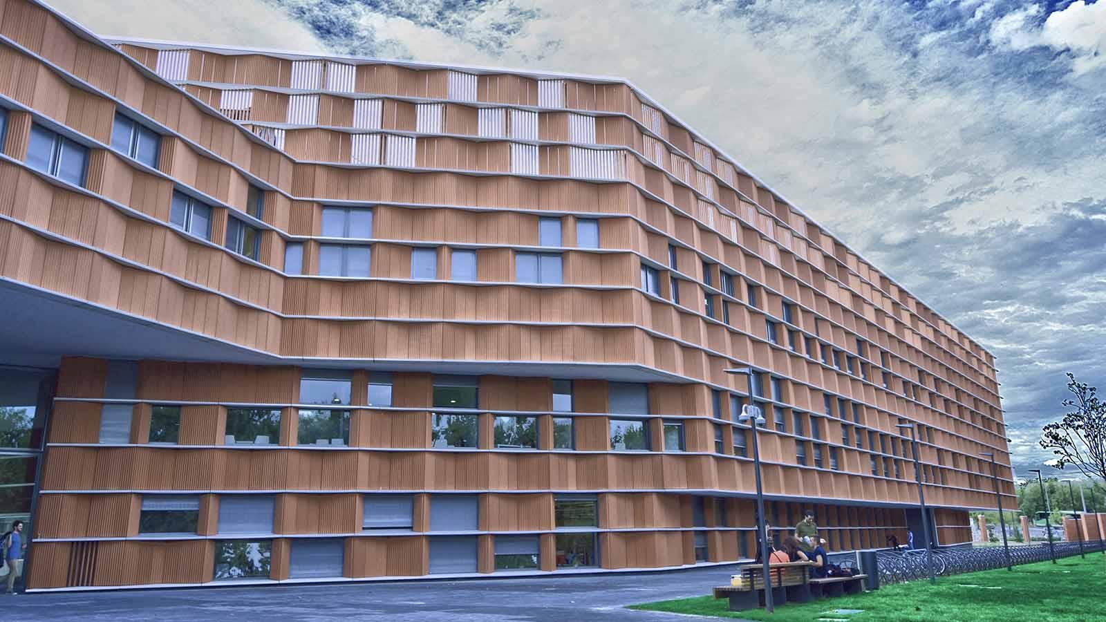 Edificio UC3M Universidad Carlos III Campus de Getafe