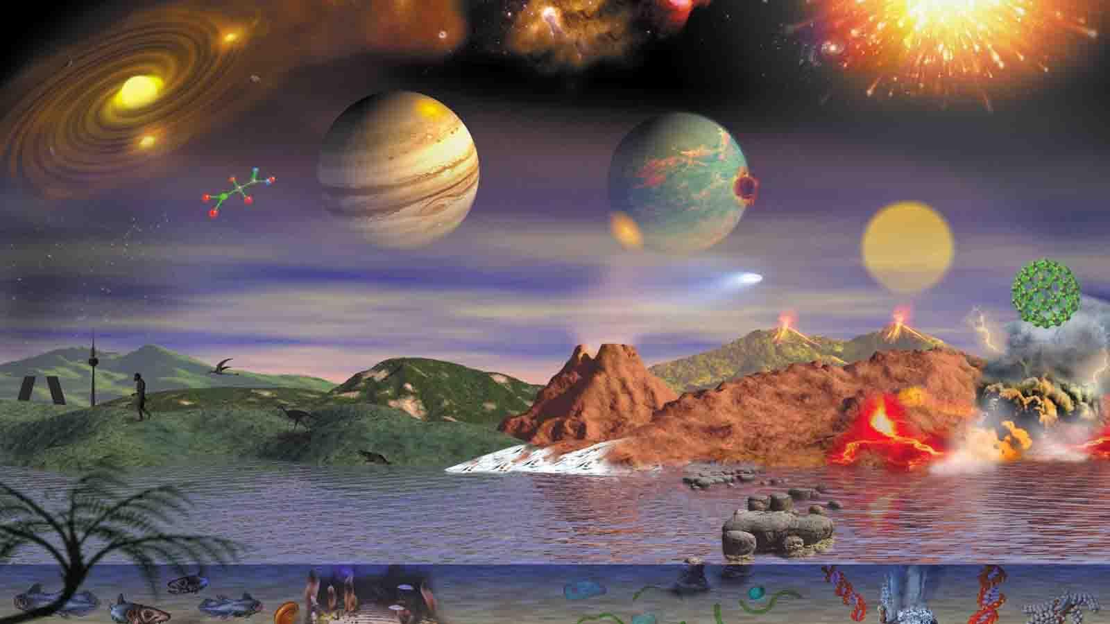 C3 - La vida en el universo - Astrobiología