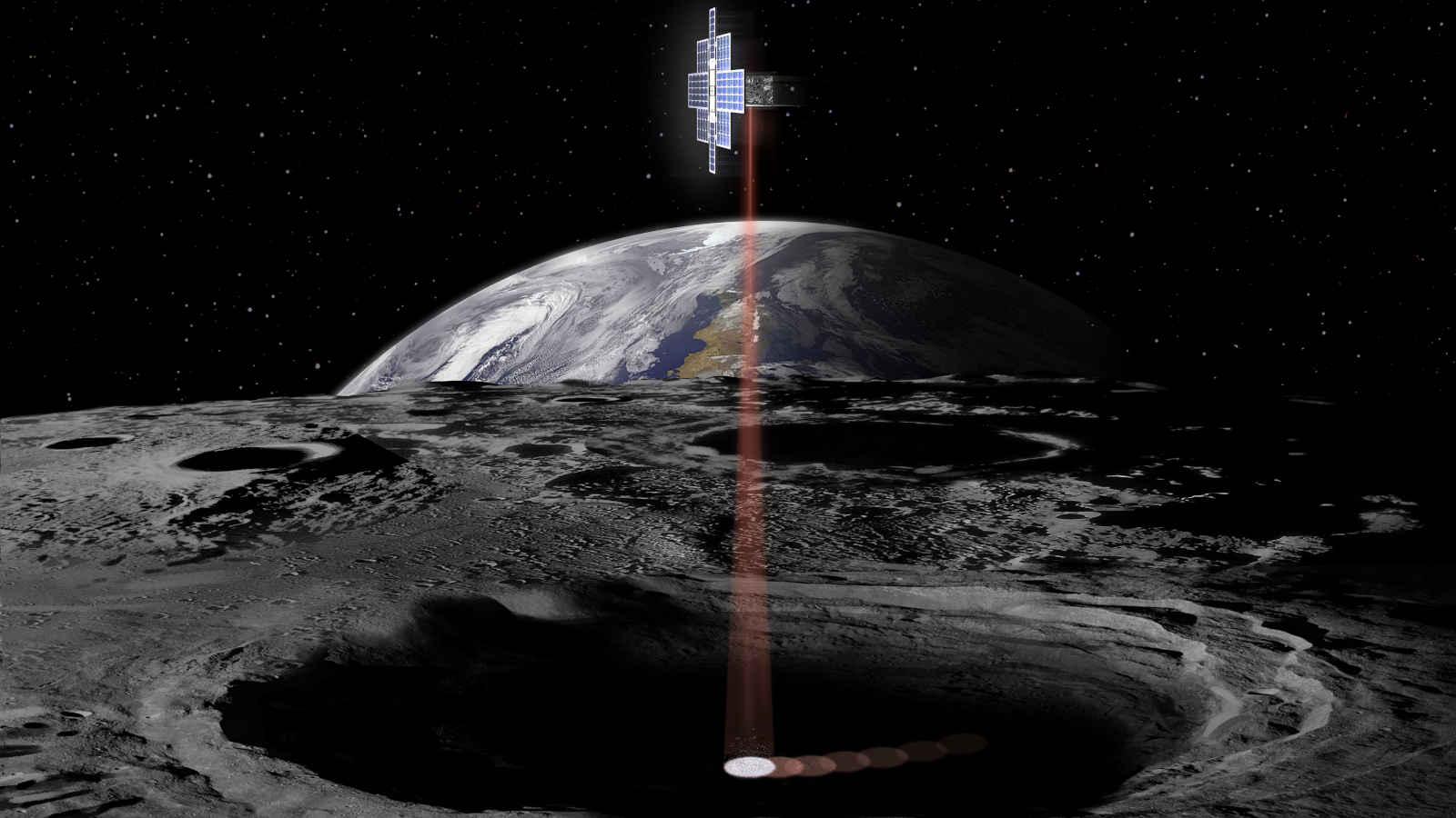 C3 Geología y minería espacial: Recursos de la Luna y asteroides