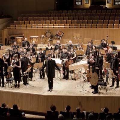 C3 Orquesta barroca Conservatorio de música Arturo Soria