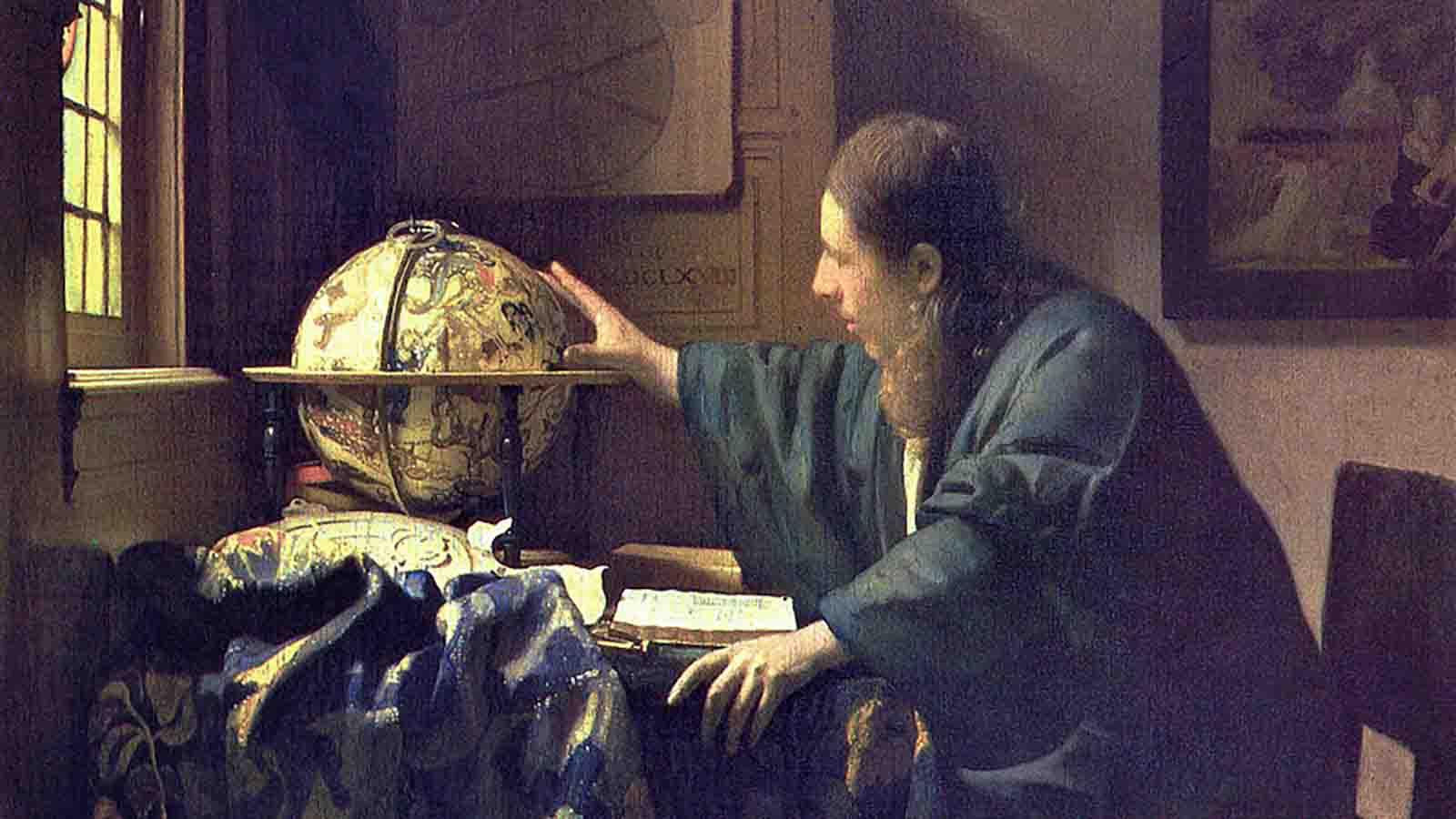 C3 - Astronomía y arte vermeer